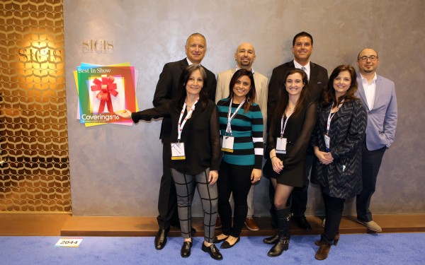 Celebrating the 2016 Best Booth Awards - Coverings 2020