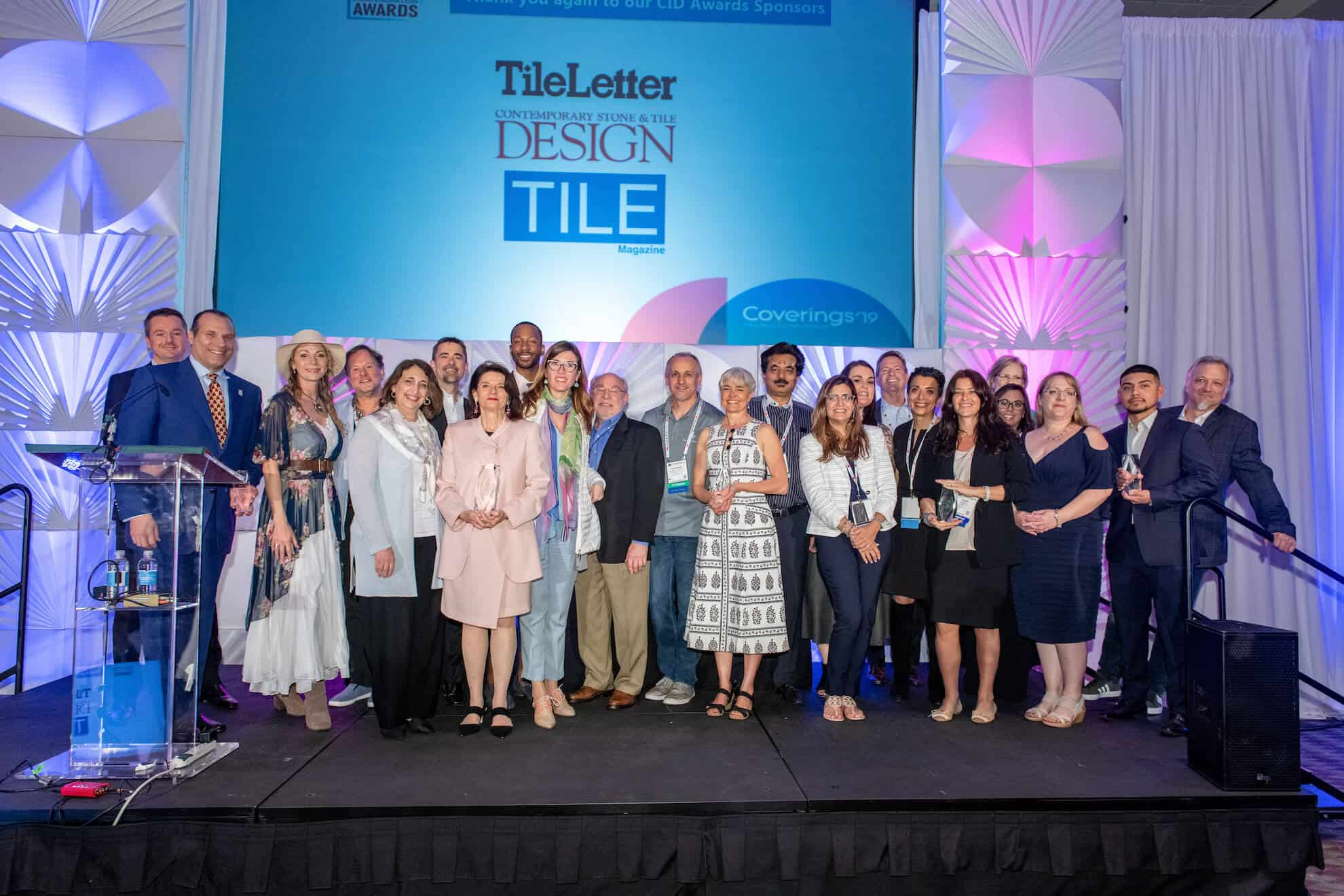 Coverings Installation Design Awards Announce 2019 Winners Coverings 2021