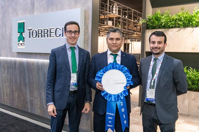 Torrecid, winners of Overall Best in Show
