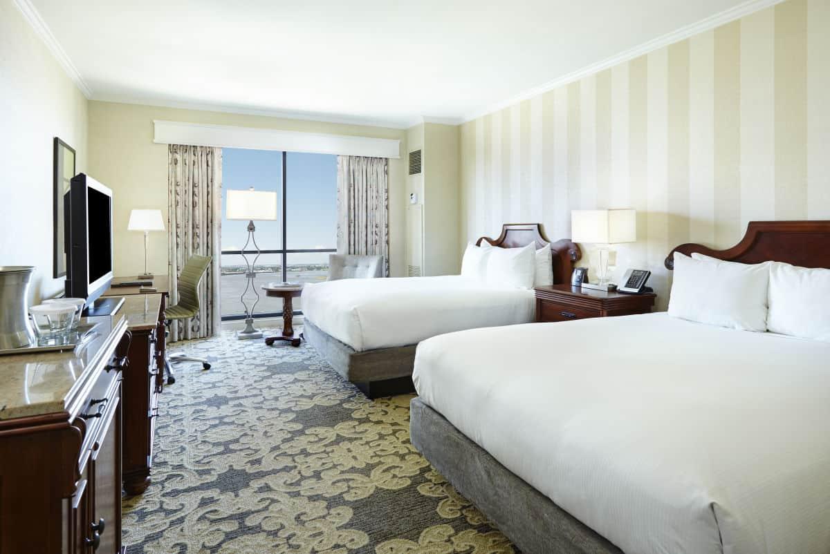 Hilton Riverside Guest Room