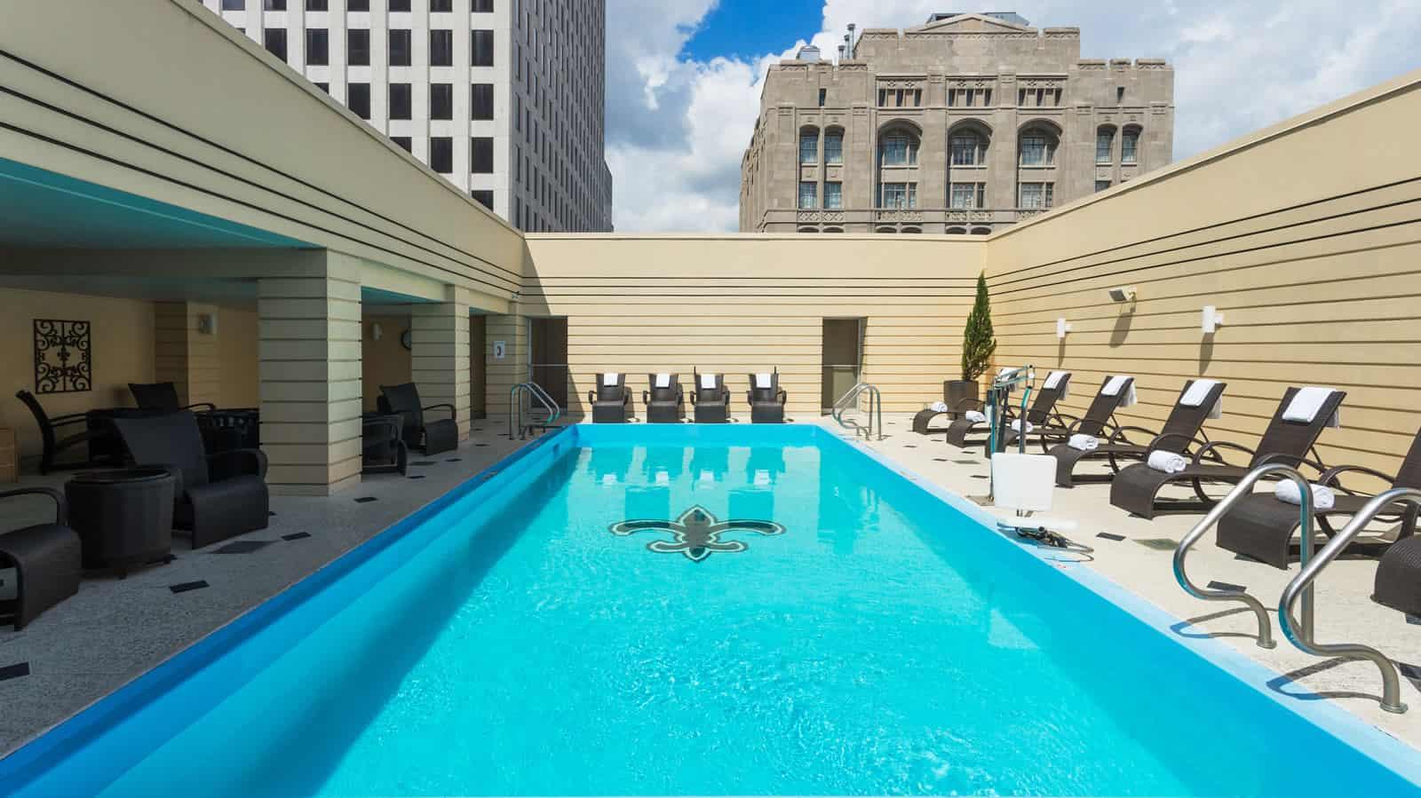 Intercon pool