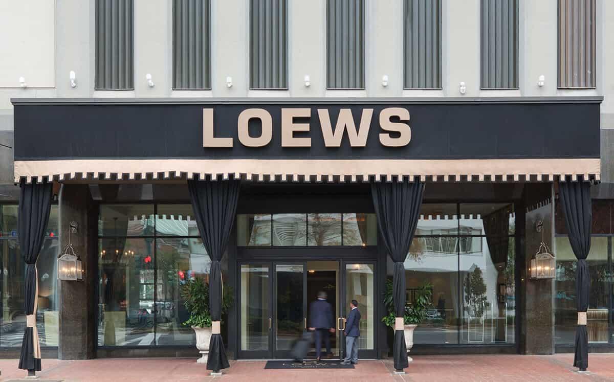 Loews Exterior