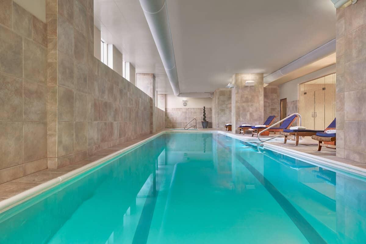 Loews swimming pool