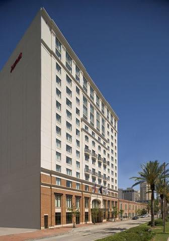 Marriott CC exterior