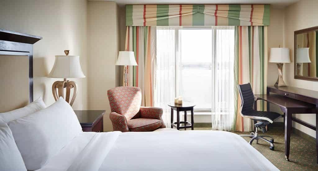 Marriott CC guest room