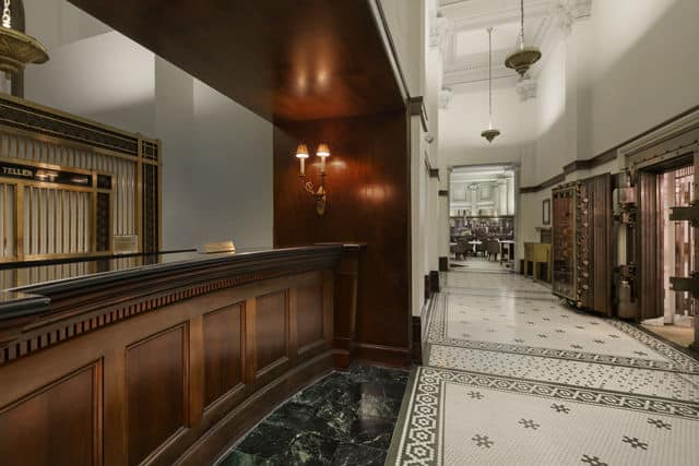 whitney lobby