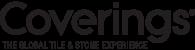 No Year Coverings Logo Black
